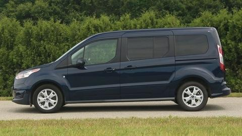 Ford Transit Connect 2014-2017 Quick Drive