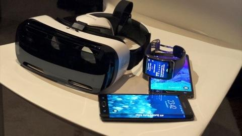 New Samsung Phones, Watch & Virtual Reality Headset
