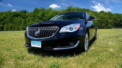 Buick Regal 2014-2016 Quick Drive