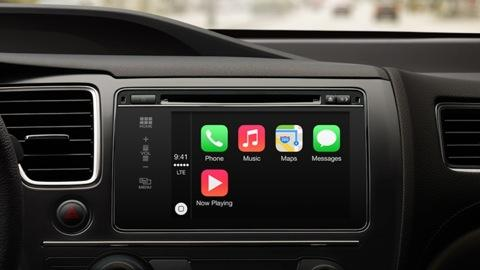 Apple CarPlay: iPhone on your dashboard