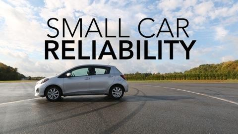 3 Small Car Reliability Standouts