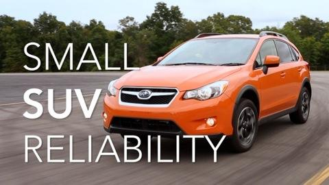 3 Small Car Reliability Standouts of 2014