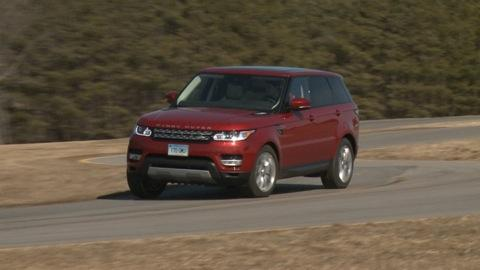 Land Rover Range Rover Sport 2014-2016 Quick Drive