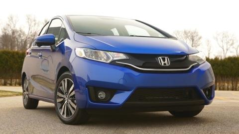 2015 Honda Fit Quick Drive