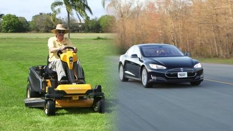 Tesla of lawn mowers? Meet Cub Cadet's RZT S 42