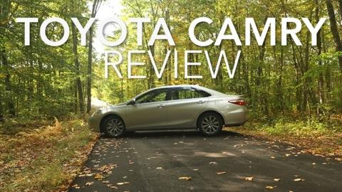 2015 Toyota Camry Quick Drive