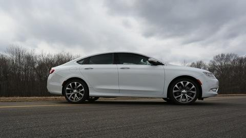 2015 Chrysler 200 Quick Drive