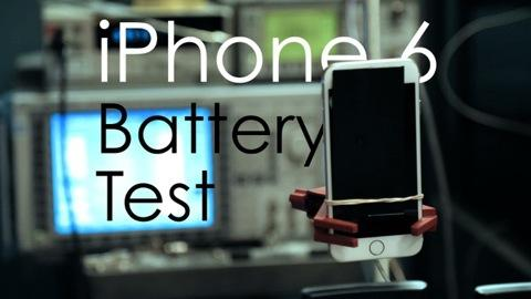 iPhone 6 Battery Life: Consumer Reports' Test Results