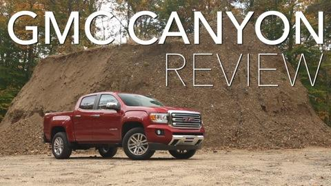 2015 GMC Canyon Quick Drive