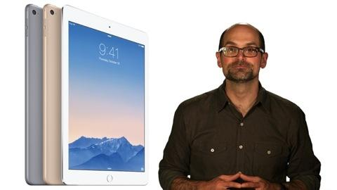 Apple iPad Air 2: What's New?