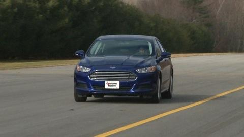 Ford Cuts MPG Ratings on Several Models