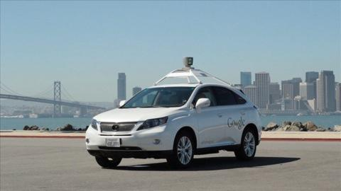 Check oOut Google's Self-driving Car
