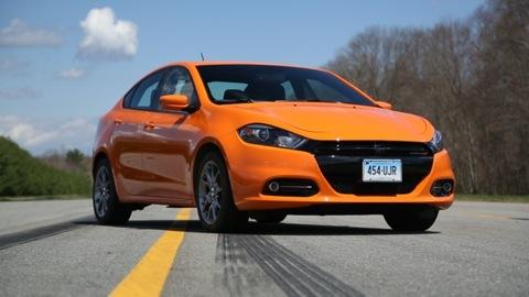 Dodge Dart 2014-2016 Quick Drive