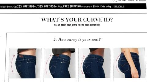 Buying Clothes Online: Making Sure They Fit