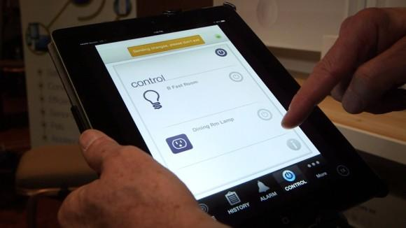 Lowe's Iris Home System at CES 2014