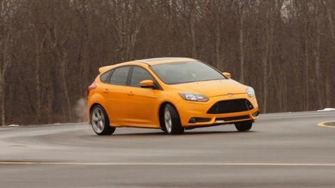 2013 Ford Focus ST first drive