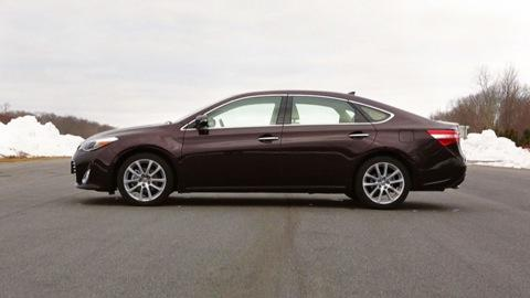 2013 Toyota Avalon first drive