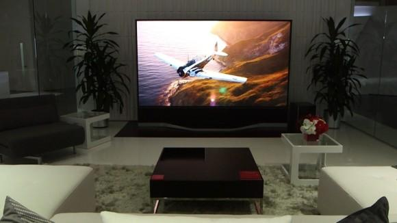 Vizio Ultra HD TVs at CES 2014