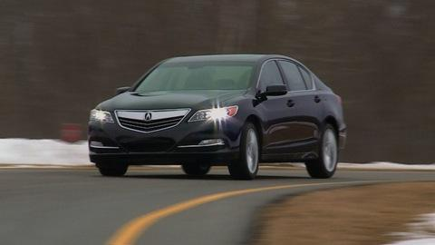 2014 Acura RLX first drive