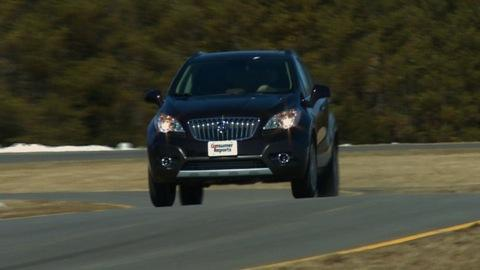Buick Encore 2013 first drive