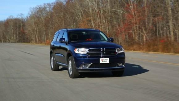 Dodge Durango 2014-2015 Quick Drive