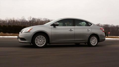 Nissan Sentra 2013-2015 Review