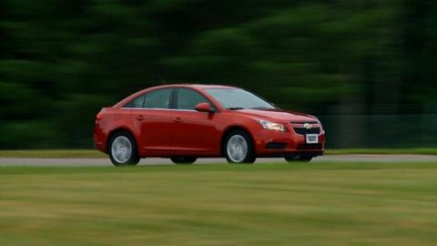 Chevrolet Cruze Diesel 2014 quick take