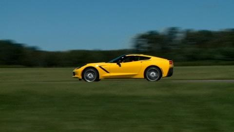 2014 Chevrolet Corvette first drive