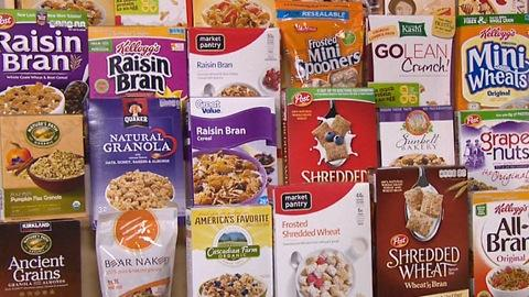 Breakfast cereals worth eating