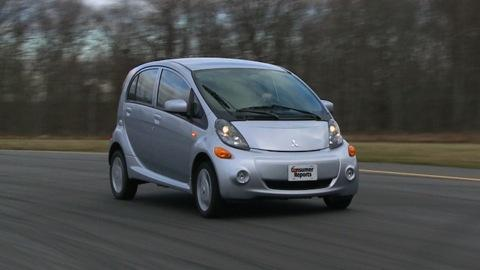 mitsubishi i miev 2012 2016 road test