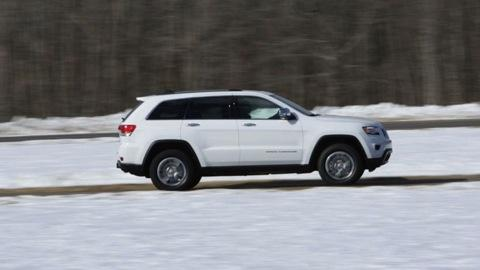 2014 Jeep Grand Cherokee first drive