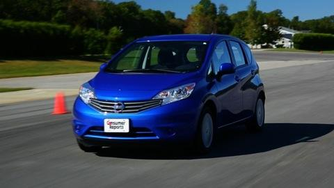 Nissan Versa Note 2014-2016 Quick Drive