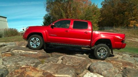 Toyota Tacoma 2005-2014 Review