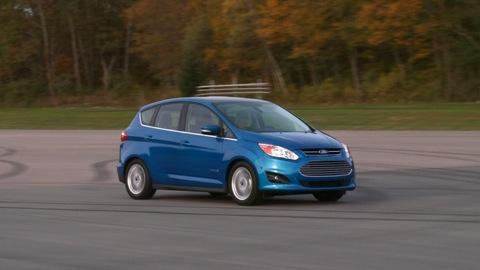 Ford C-Max Hybrid mileage downgrade