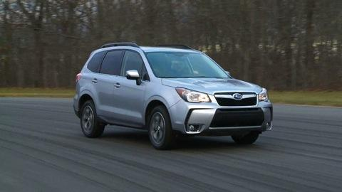 2014 Subaru Forester first drive