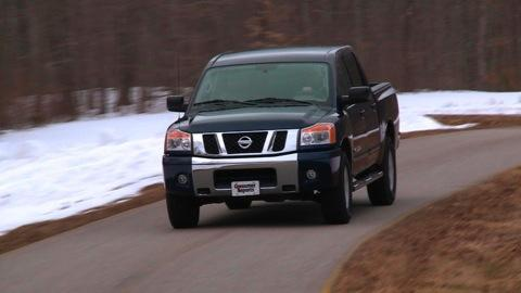 Nissan Titan 2008-2014 Review