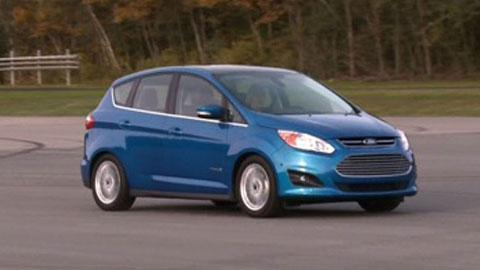 2013 Ford C-Max first drive