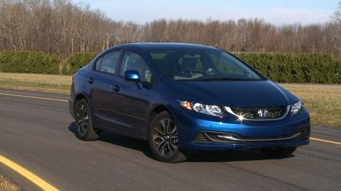2013 Honda Civic First Drive