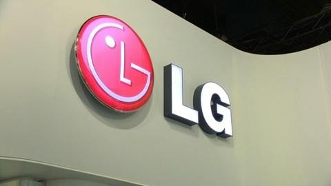 CES 2012: LG televisions