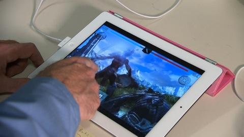 Apple's new iPad in Consumer Reports' test labs