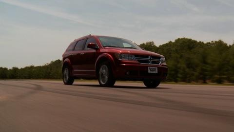 Dodge Journey 2011-2015 Road Test