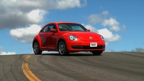 Volkswagen Beetle 2012-2013 Road Test