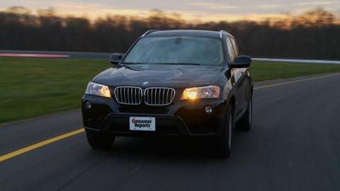 BMW X3 2013-2016 Road Test