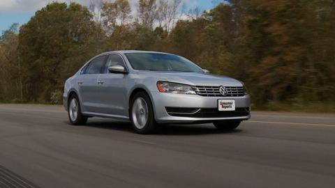 Volkswagen Passat 2012-2013 Road Test