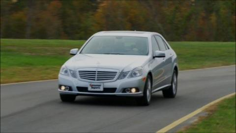 Mercedes-Benz E-Class 2010-2011 Road Test