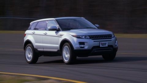 Land Rover Range Rover Evoque 2012-2013 Road Test