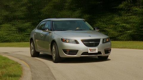 Saab 9-5 2011-2012 Road Test