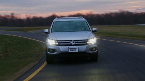 Volkswagen Tiguan 2012-2015 Road Test