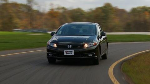 2012 Honda Civic Si Road Test