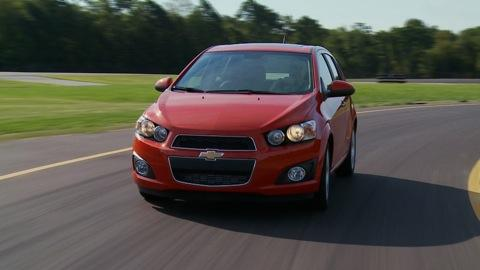 2012 Chevrolet Sonic First Look